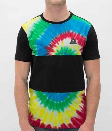 Asphalt Tripped Out T-Shirt