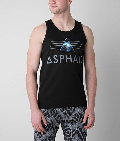 Asphalt Captain Tank Top
