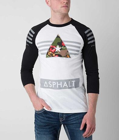Asphalt General Floral Camo T-Shirt
