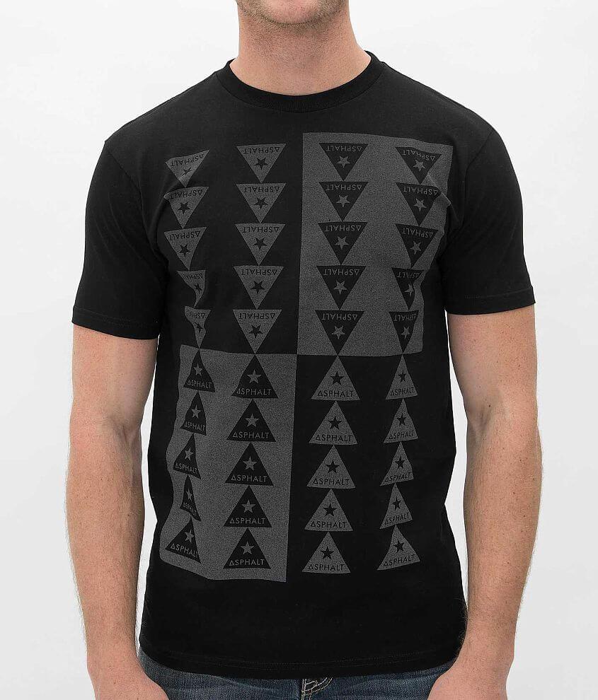 Asphalt Reflections T-Shirt front view