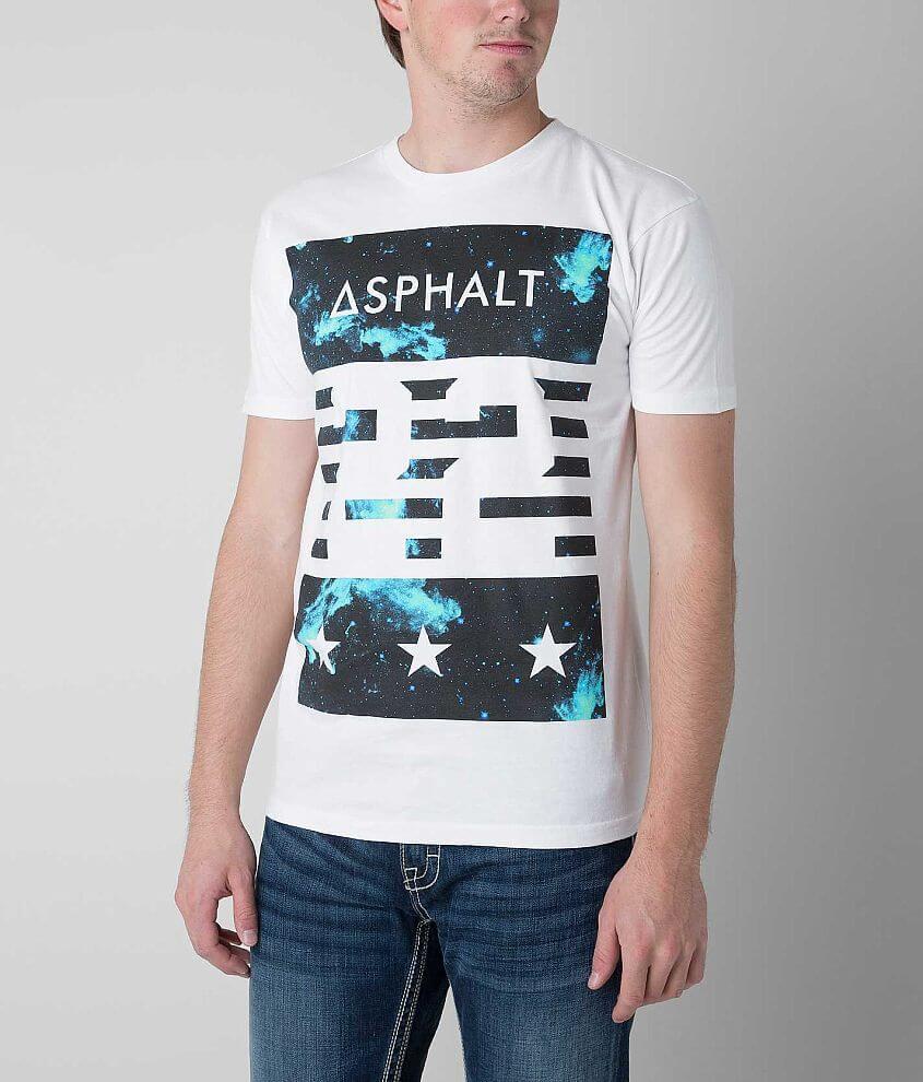 Asphalt 22 Stars T-Shirt front view