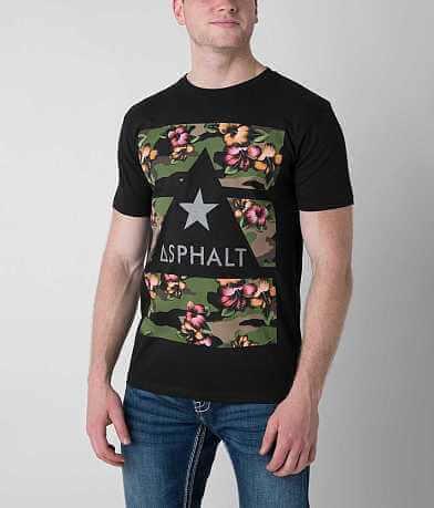 Asphalt Delta Floral Camo T-Shirt