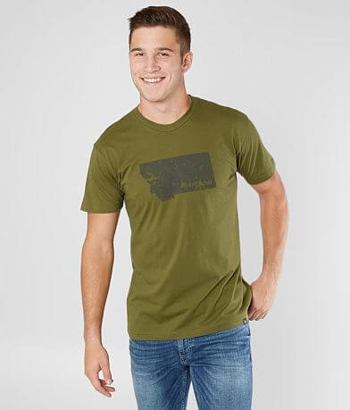 Aspinwall Summit Montana T-Shirt