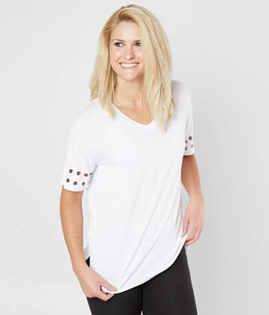 alison andrews V-Neck T-Shirt
