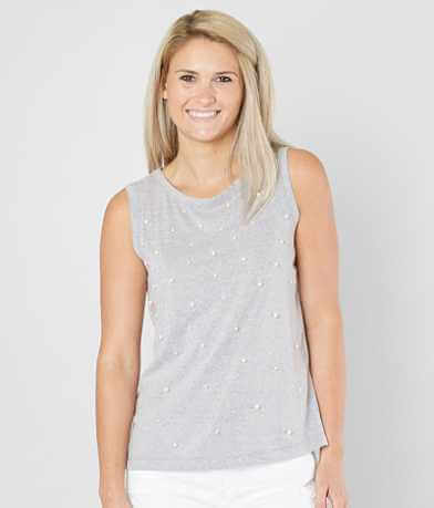 alison andrews Scoop Neck Tank Top