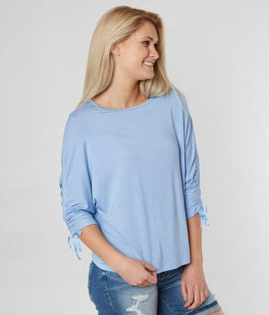 alison andrews Dolman Top