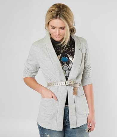alison andrews Heathered Blazer Jacket