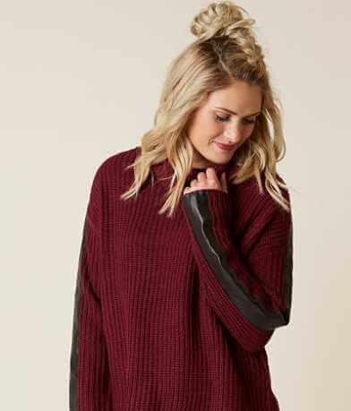 alison andrews Cowl Neck Sweater