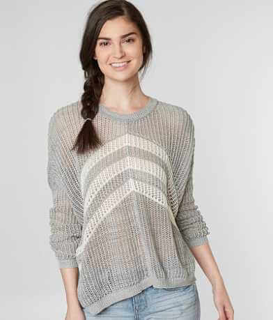 Daytrip Open Weave Sweater