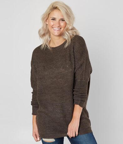 Daytrip Oversized Grandpa Sweater