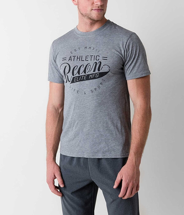 T Shirt Athletic Sport Life amp; Recon xqpnWpU