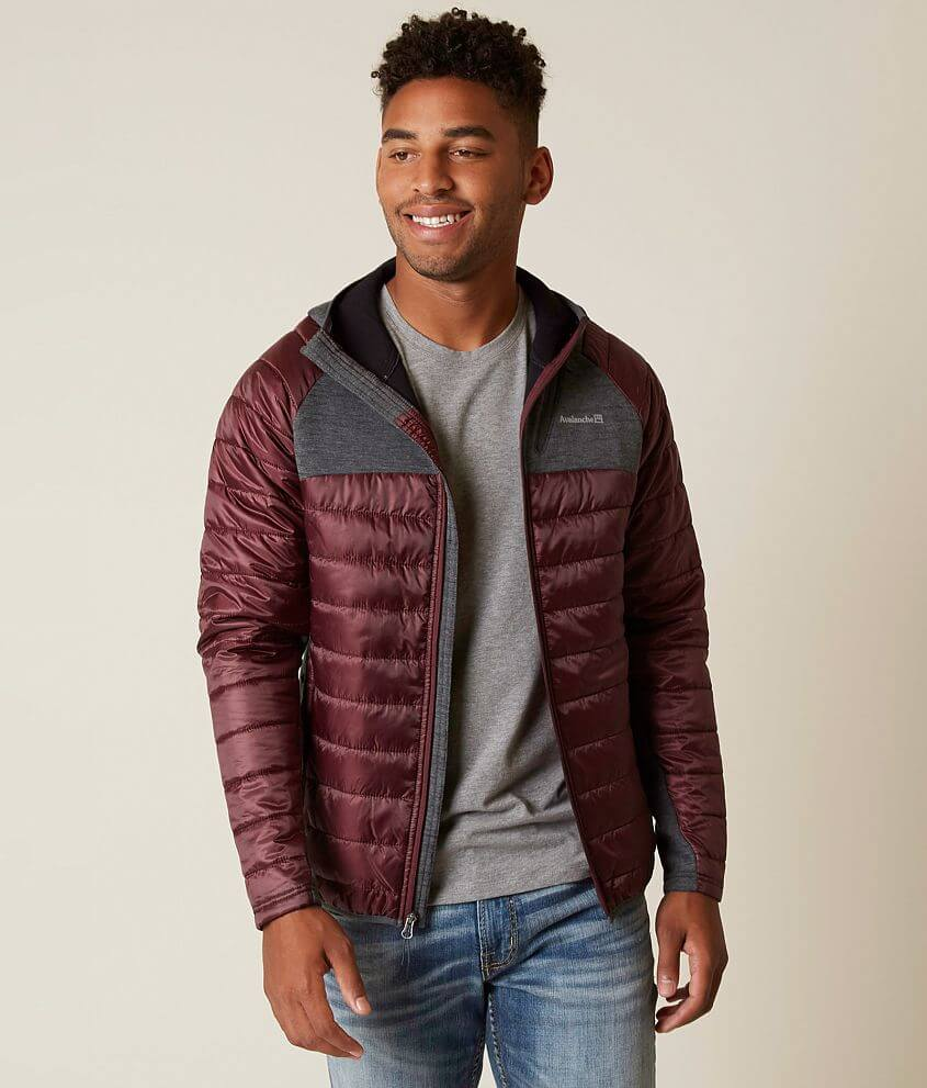 Avalanche® Icecap Hybrid Jacket front view