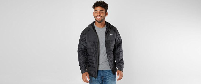 Avalanche® Icecap Hybrid Hooded Jacket front view