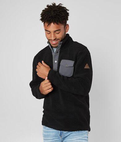 Avalanche® Valais Berber Sherpa Jacket