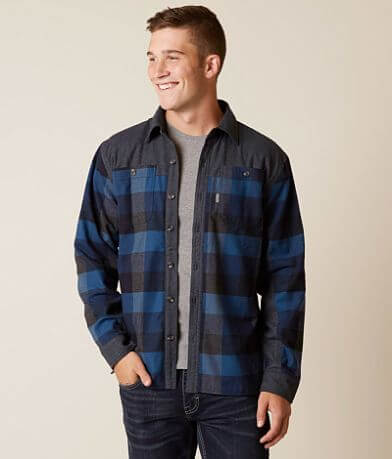 Avalanche® Rocky Flannel Jacket