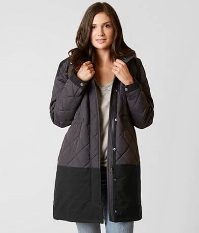 Avalanche® Moss Canvas Coat