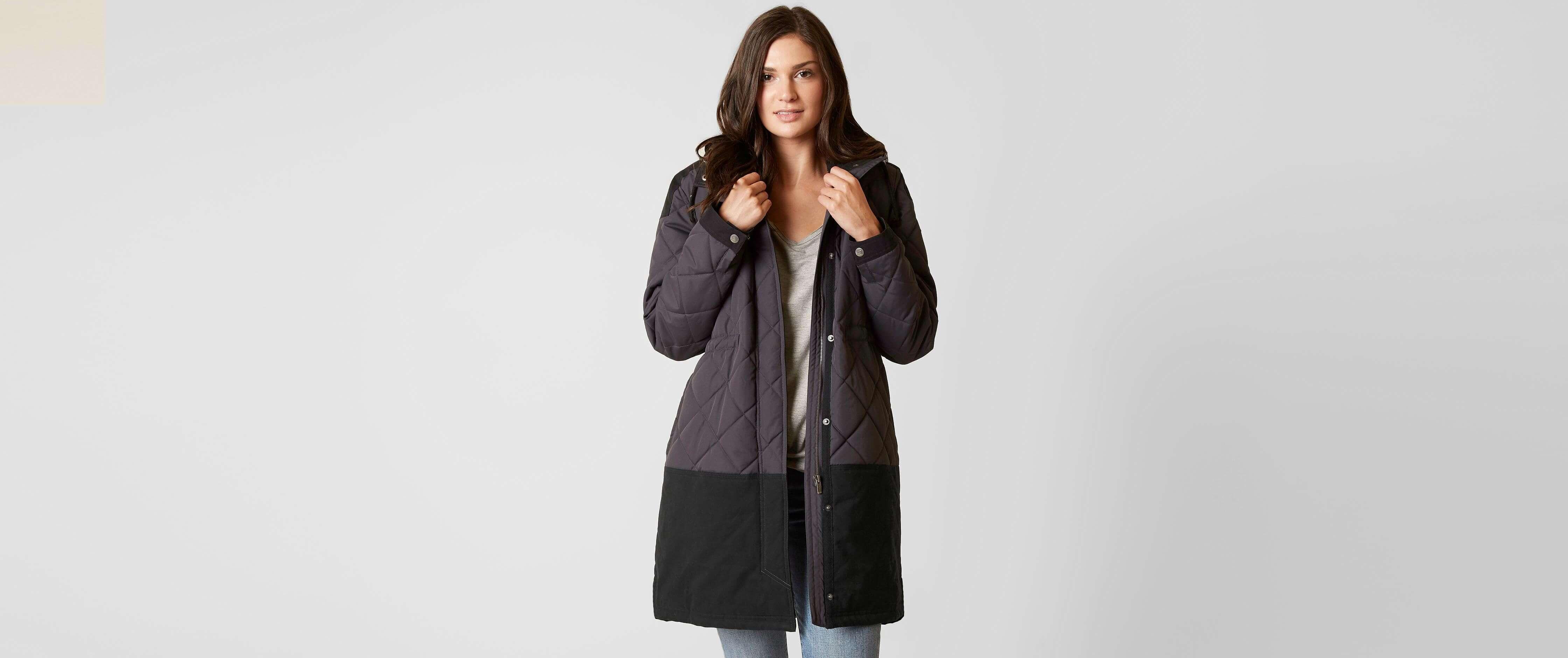 76291052c7 Avalanche® Moss Canvas Coat