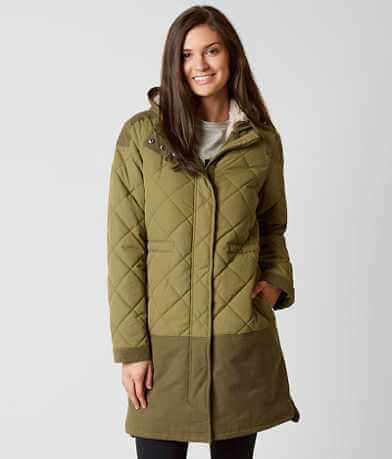 Avalanche® Moss Canvas Coat