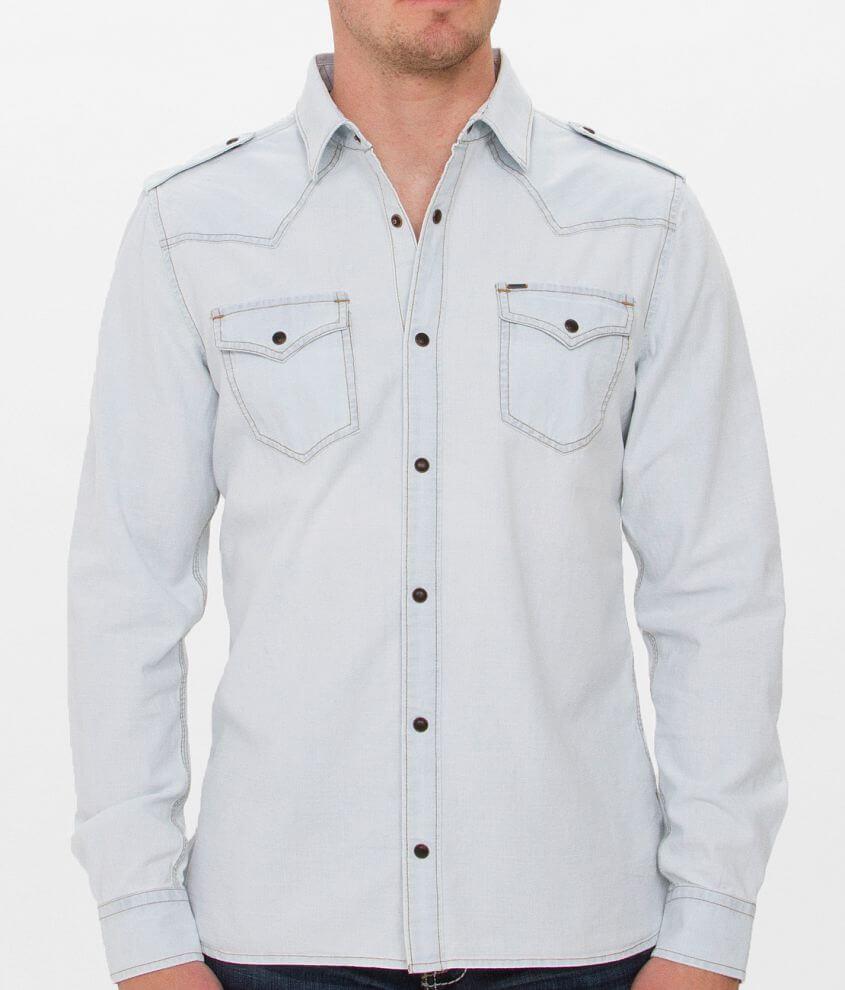 Buffalo Sixaz Shirt front view