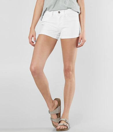 BKE Stella Mid-Rise Stretch Short
