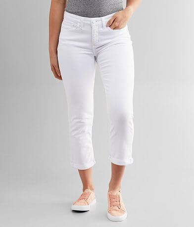 BKE Payton Cuffed Stretch Cropped Jean