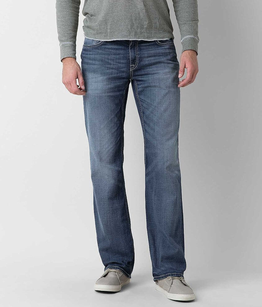 Reclaim Low Rise Bootcut Stretch Jean front view