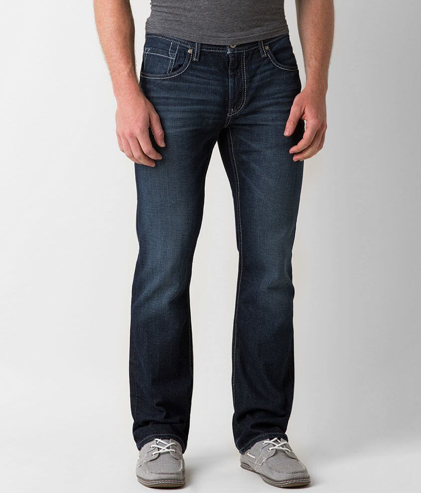 Reclaim Slim Straight Jean front view