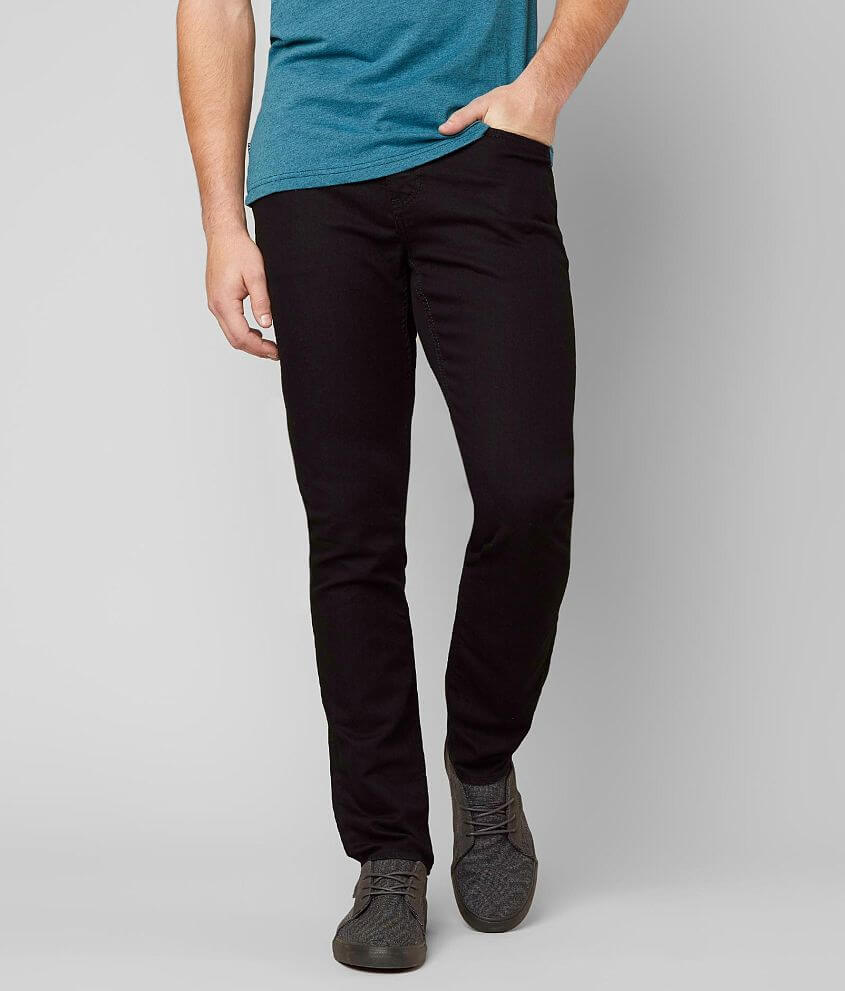 Veece Bank Slim Straight Stretch Jean front view