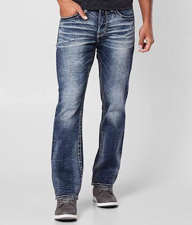 Salvage Mayhem Straight Jean