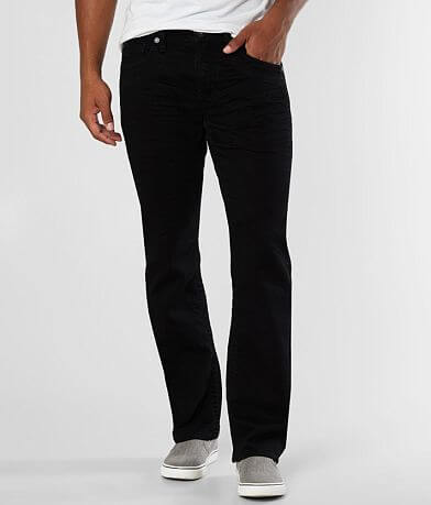 Salvage Mayhem Straight Stretch Knit Jean