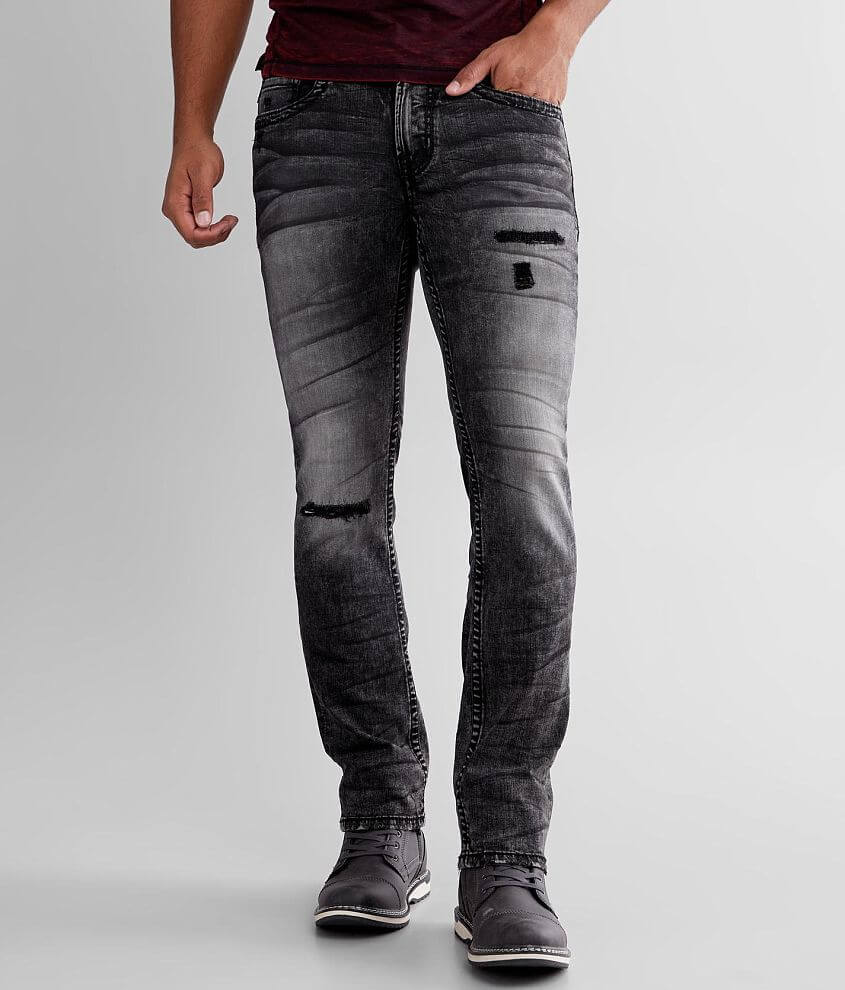 Salvage Havoc Straight Stretch Jean front view
