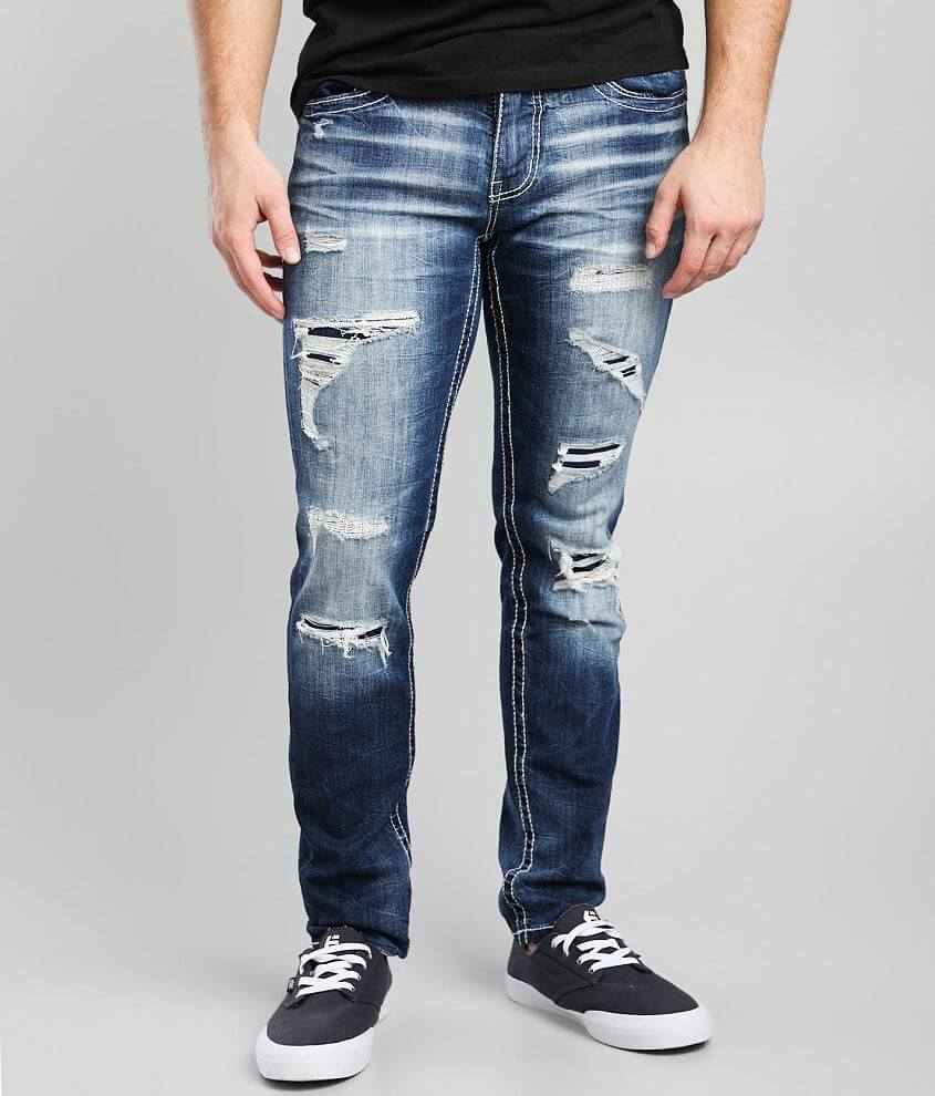 Salvage Havoc Skinny Stretch Jean front view