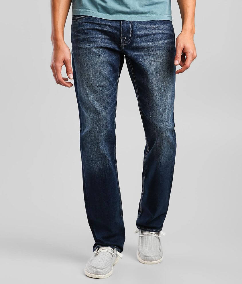 BKE Jake Straight Stretch Jean front view