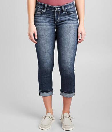 BKE Victoria Stretch Cropped Jean