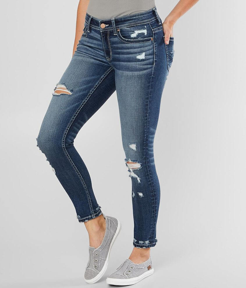 BKE Payton Ankle Skinny Jean front view