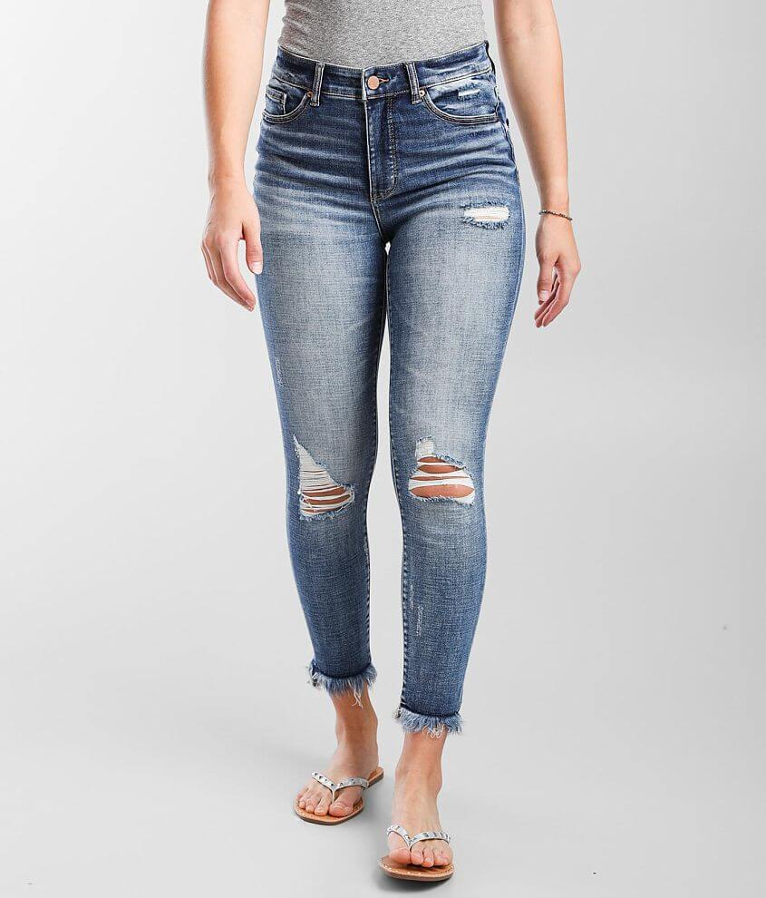 BKE Parker Ankle Skinny Jean front view