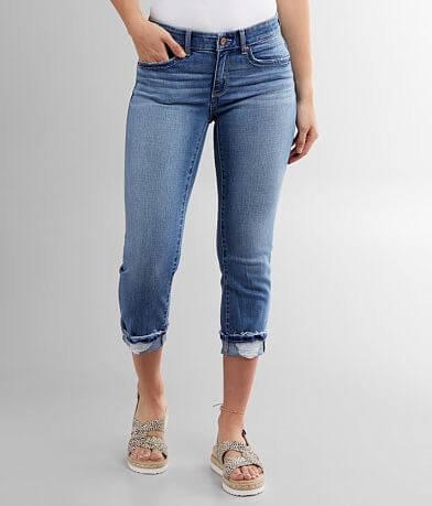 BKE Payton Cropped Stretch Jean