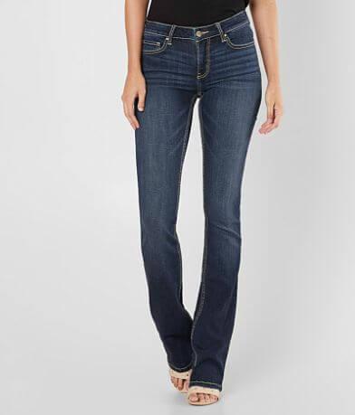 BKE Stella Mid-Rise Boot Jean