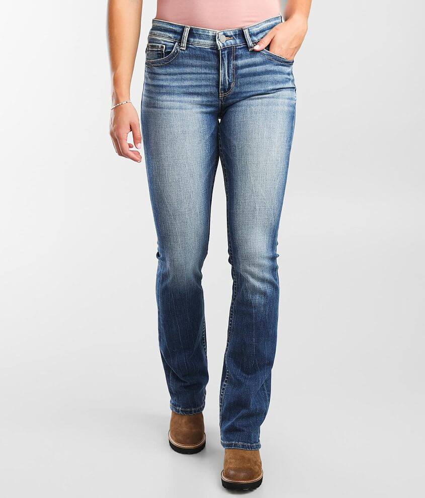 BKE Payton Tailored Boot Stretch Jean front view