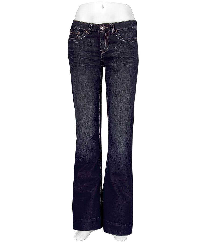 BKE Brie Trouser Stretch Jean front view