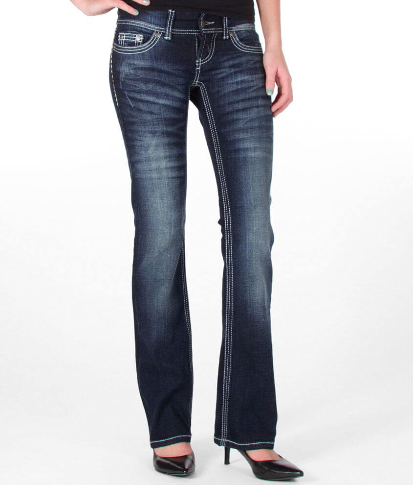 BKE Stella 16.5 Boot Stretch Jean front view