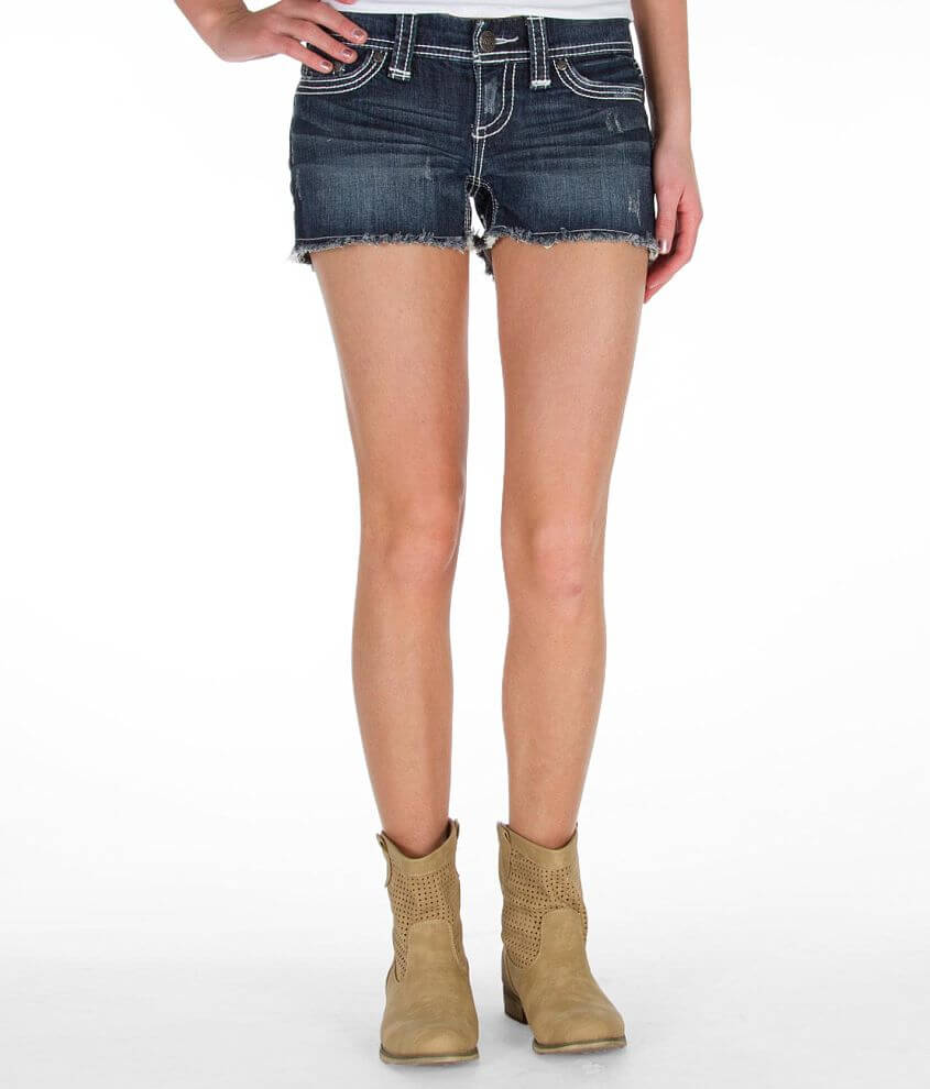 BKE Sabrina Stretch Short front view