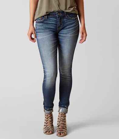 BKE Payton Skinny Cuffed Stretch Jean