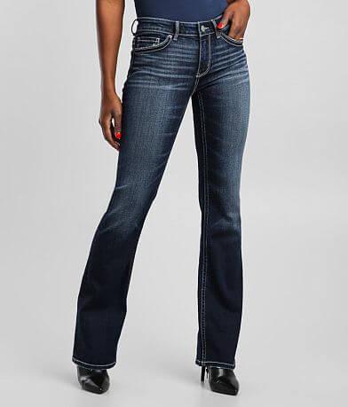 BKE Stella Mid-Rise Boot Stretch Jean