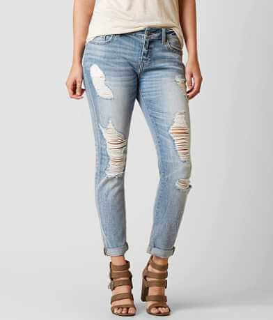 BKE Stella Slouchy Straight Stretch Jean