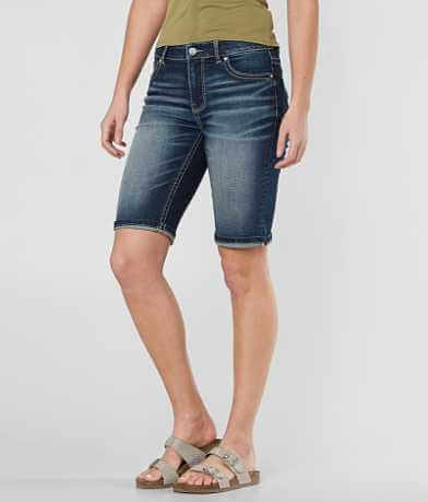 BKE Gabby Bermuda Stretch Short