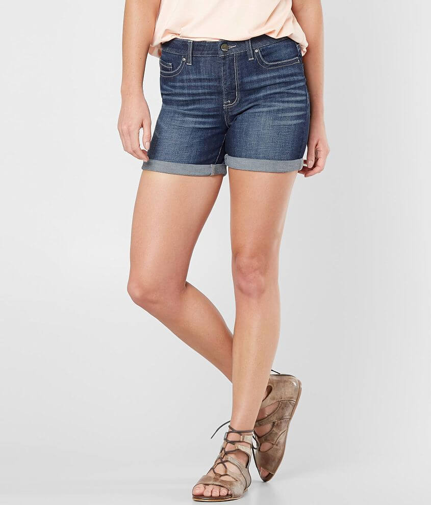 BKE Gabby Stretch Cuffed Short front view
