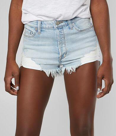 BKE Stella High Rise Stretch Short
