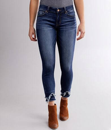 BKE Victoria Mid-Rise Ankle Skinny Stretch Jean