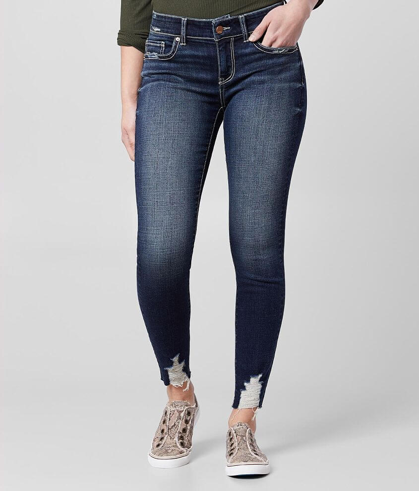 BKE Victoria Ankle Skinny Stretch Jean front view